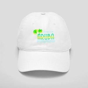 Aruba Palm Trees Cap