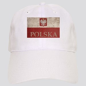 Vintage Polska Cap