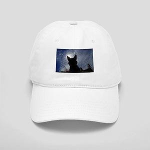 Stealthy Cattle Dog Baseball Cap