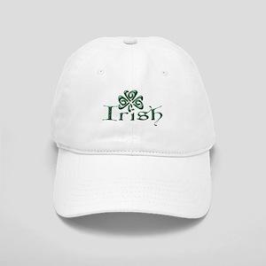 Irish: Celtic Shamrock' Cap
