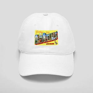 New Orleans Louisiana Greetings Cap