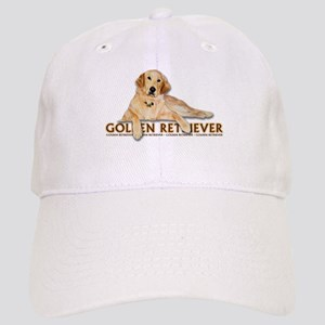 Golden Retriever Painted Cap