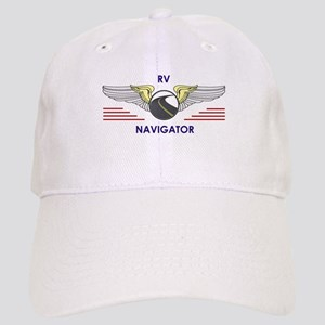 RV Navigator Baseball Cap