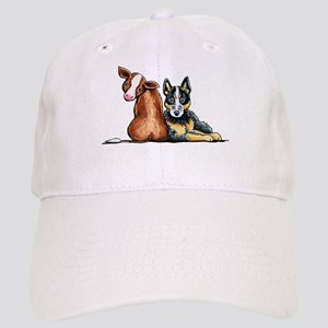 ACD and Cow Baseball Cap