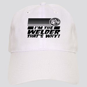 Funny Welder Cap