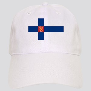 State Flag of Finland Cap