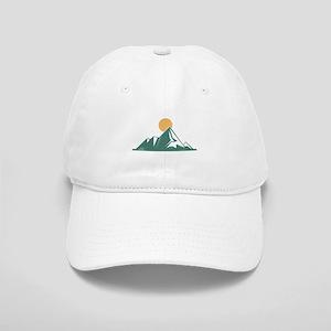 Sunrise Mountain Baseball Cap