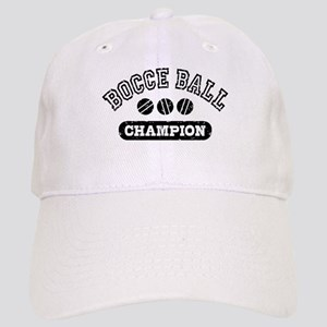 Bocce Ball Champion Cap