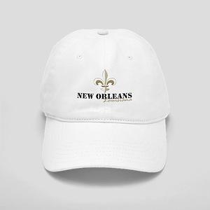 New Orleans Louisiana gold Cap