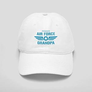 Proud Air Force Grandpa W Cap