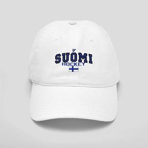 Finland(Suomi) Hockey Cap