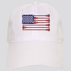 Lacrosse Americas Game Baseball Cap