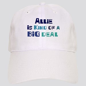 Allie is a big deal Cap