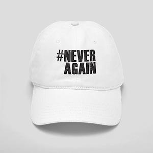 #NEVER AGAIN Cap