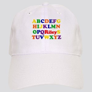Riley - Alphabet Cap