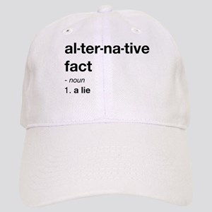 Alternative Facts Definition Baseball Cap