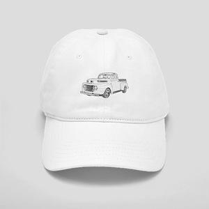 1950 Ford F1 Cap