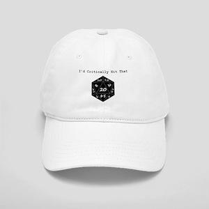 Id Critically Hit That - Black Cap