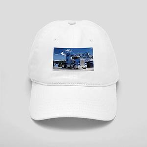 Mountain Blue Kenworth Cap