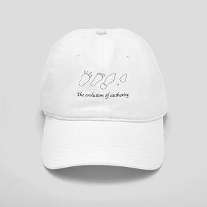 The evolution of authority Cap