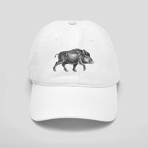 Wild Boar Baseball Cap