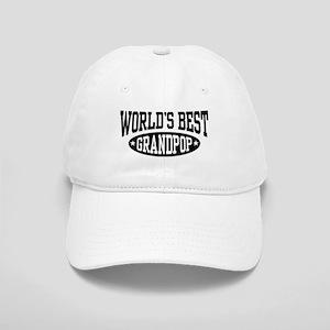 World's Best Grandpop Cap