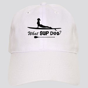 What SUP Dog-b Baseball Cap