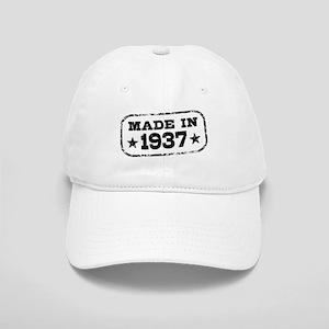 Made In 1937 Cap