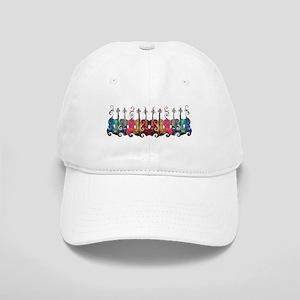 ViolinSwirls Cap