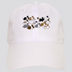 Many Bunnies Cap