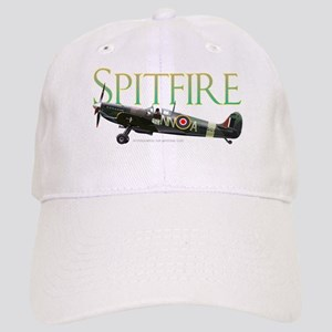 Beautiful Spitfire graphic on Cap