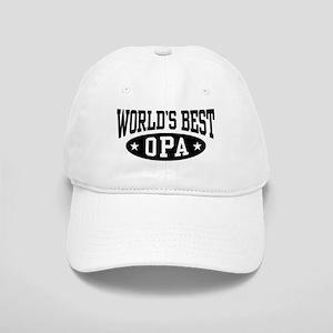 World's Best Opa Cap