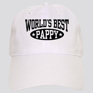 World's Best Pappy Cap