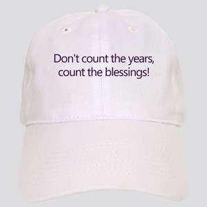 Count the Blessings Cap