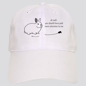 oh well... (bunnies chew cabl Cap