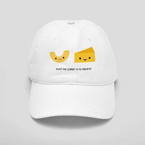 Macaroni and Cheese Baseball Cap
