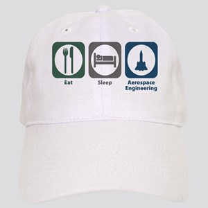 Eat Sleep Aerospace Engineering Cap
