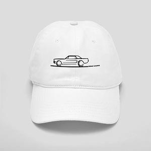 Mustang 64 to 66 Hardtop Cap