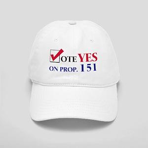 Vote YES on Prop 151 Cap