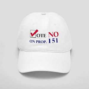 Vote NO on Prop 151 Cap
