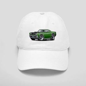 1968 Super Bee Green Car Cap
