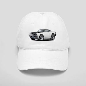 1968 Super Bee White Car Cap