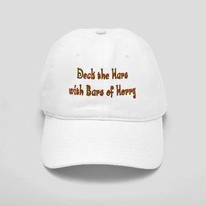 Deck the Hars Cap