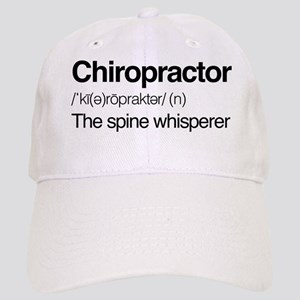 Chiropractor The Spine Whisperer Cap