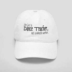 Dance Teacher Cap
