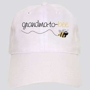 grandma to bee Cap