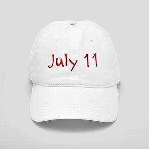 July 11 Cap