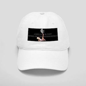 CammieShirtBackDesignBlack Cap