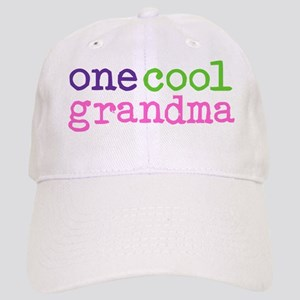 one cool grandma Cap