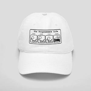 Unique The programmers life Baseball Cap